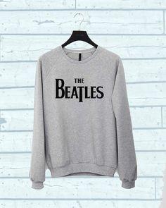 The Beatles sweater Sweatshirt Crewneck Men or Women by tamsis02