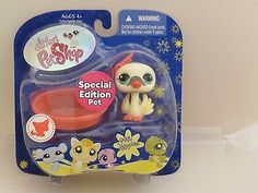 Littlest-Pet-Shop-Special-Edition-Swan-New-996-Happiest