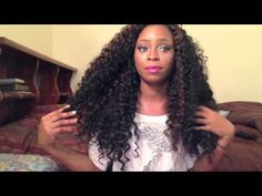 Hair Review- Crochet braids with freetress gogo curl @Alenda Collum-Johnson now im having 2nd thoughts on the dreads