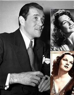 "Bugsy Siegel & Virginia Hill ""Flamingo"""