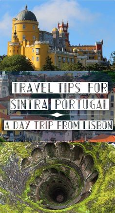 Sintra, Portugal: A Day Trip from Lisbon, Portugal