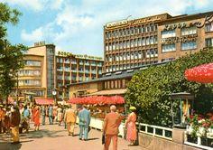 Kröpcke um 1960 - Langenhagen - myheimat.de
