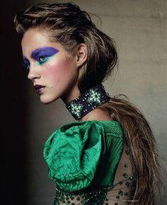 High-Bloom / Vogue Germany 2016