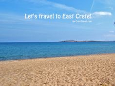 Just a perfect base to discover the quieter, lovely eastern Crete ... for outdoor action and spectacular landscapes and such unique attractions as the historic monastery of Toplou and Vai's famous palm-lined beach and picturesque villages. Olga Beach Apartments : http://www.cretetravel.com/hotel/olga-beach-apartments