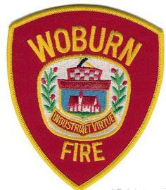Woburn Fire Department - Woburn, Massachusetts #patches #fire #firefighters #setcom http://setcomcorp.com/firewireless.html