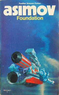 Foundation by Isaac Asimov (Panther:1979)