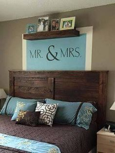 DIY How To Make Your Own Wood Headboard | Diy headboards, Queens and  Bedrooms
