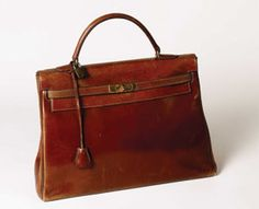 A classic- The Kelly Bag