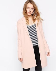 Only | Only Malibu Spring Coat at ASOS
