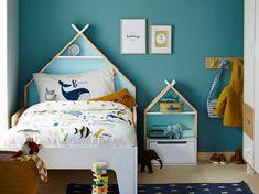 Baby Boy Rooms, Baby Room, Montessori Toddler Rooms, Cool Kids Rooms, Nursery Accessories, Deco Blue, Nursery Design, Kid Spaces, Girls Bedroom