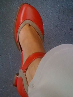 My most comfortable Fluevog shoes! photo: by Saša