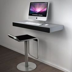 ekby hemnes standing desk hack – imac - ikea hackers | ikea hacks