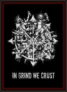 Punk Crust Black Flag Off Leftover Crack Rise Above Racism DIY Patch