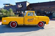 1959 ford fast n loud shiner beer