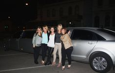 Dianne with her friends enjoyed their night out at The Bankin Warragul.