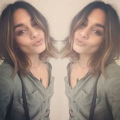Makeover Alert: Vanessa Hudgens Chopped Her Long Hair into a Lob | StyleCaster