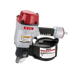 Quality CN70 Pneumatic Coil Roofing Nailer Air Nailing Gun Coil Nailer Air Nailer Tool