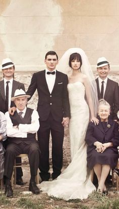 SICILIAN FAMILY WEDDING PIC #3