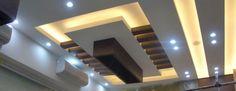 False Ceiling Living Room, Bedroom False Ceiling Design, Design Bedroom, Dream Home Design, House Design, New Ceiling Design, Roof Ceiling, Bedroom Decor, Gypsum
