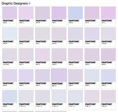 Purple Color Chart, Pantone Color Chart, Color Mixing Chart, Pantone Colour Palettes, Room Wall Colors, Palette Art, Red Bubble Stickers, Cute Emoji Wallpaper, Journal Themes