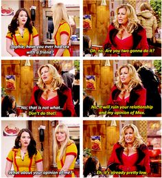 Are you two gonna do it? ~ 2 Broke Girls Quotes ~ Season 3, Episode 13  ~ And the Big But