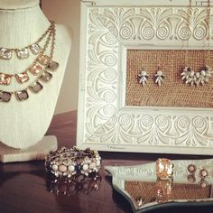 Oohhh maybe I try a more timeless elegance approach to my display. <3 chloeandisabel.com/boutique/vanessadormer#45868