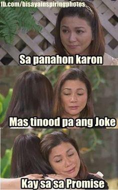 bisaya jokes so true ; Bisaya Quotes, Tagalog Quotes, Quotable Quotes, Life Quotes, Hugot Quotes, Funny Jokes, Hilarious, Teenager Posts, Favorite Quotes