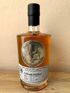 Currently at the #Catawiki auctions: Littlemill 1992 24 years old Cask Collection - b. 2016 - 500ml