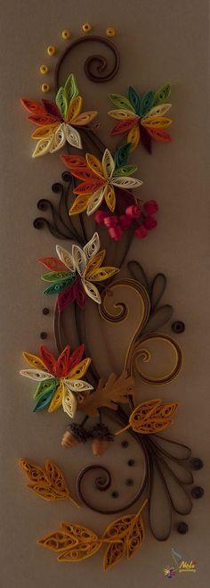 Formes de fleurs de decoration en rouleaux de papier for Livraison fleurs avec message