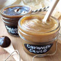 Homemade Date Paste {Caramel + Chocolate Sauce} - Raw, Vegan and SO easy to make! A great alternative to processed liquid sweeteners, replace them with date paste in your Holiday baking recipes! @rawmanda