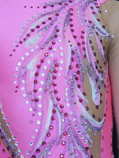 Competition Rhythmic Gymnastics Leotard- SOLD