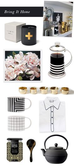 Glamorous Morning Ritual Inspiration | Fuji Files for Camille Styles