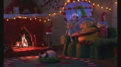 captura de imagen de Pesadilla Antes de Navidad Blu-ray - 9