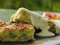 Gâteau invisible aux courgettes et parmesan - Patio'nnement cuisine