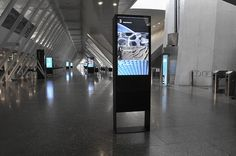 new digital-signage system for...