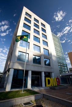 Sede da DM9DDB, São Paulo, Brasil