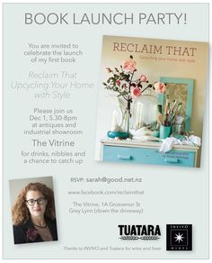 Book Launch, You Are Invited, Product Launch, Place Card Holders, Invitations, Frame, Party, Projects, Inspiration