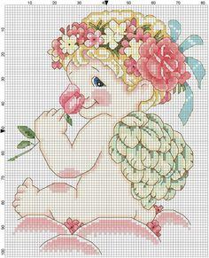 cross stitch chart*<3* Point de croix