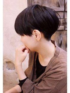 【+~ing deux】ソフトエッジィshort 【松本光司】