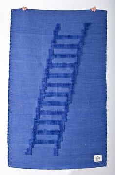 Julio Dolboth flat-weave rug by GUR | sightunseen.com