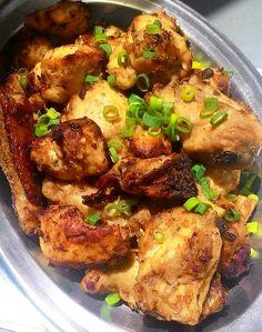 Como fazer frango à passarinho na air fryer (fritadeira a ar)