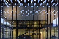 Cite des Arts et de la Culture / Kengo Kuma & Associates