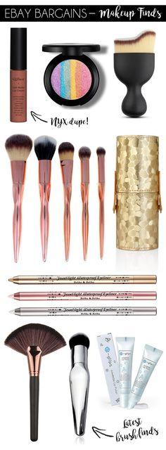 eBay Bargains #51 - Latest Makeup Finds