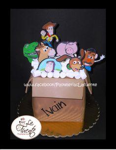 Pastel de Fondant de Toy Story