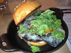 "Where's the Beef? L.A.'s BEST ""Alternative"" Burgers: via @LAist @Lindsay William-Ross Two Buns, Burgers, Hamburger, Seafood, Alternative, Veggies, Beef, Vegan, Ethnic Recipes"