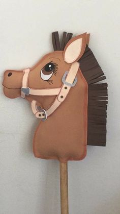 New Crafts, Crafts For Kids, Arts And Crafts, Toy Story Birthday, Unicorn Birthday Parties, Stick Horses, Cowgirl Party, Western Parties, Hobby Horse