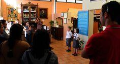Las secciones de la casa de campo y de los trabajos tradicionales del Museo son explicadas por los alumnos de la Escuela, que guían a los visitantes http://www.museopusol.com/es/actividad/?id=86&cat=10&dat=11%202014