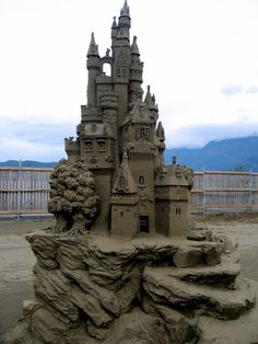 Harrison Sand Sculpture Championships | by bryanh