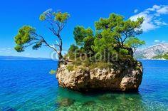 plakat Brela Strand - plaża Brela 02 Croatia Travel, Dubrovnik Croatia, Selfie Time, Travel Photography, Holiday Photography, Strand, Photo S, Scenery, Wanderlust