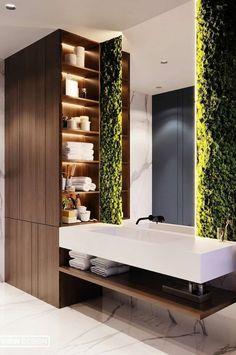 Washroom Design, Rustic Bathroom Designs, Toilet Design, Bathroom Design Luxury, Modern Bathroom Decor, Modern Bathroom Design, Bedroom False Ceiling Design, Bedroom Closet Design, Washbasin Design